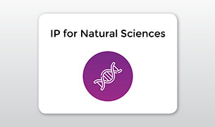 Practical IP for Natural Sciences
