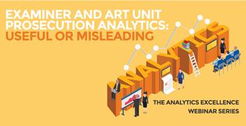 Examiner and Art Prosecution Analytics