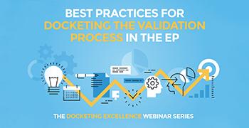Docketing-Validation-Europe