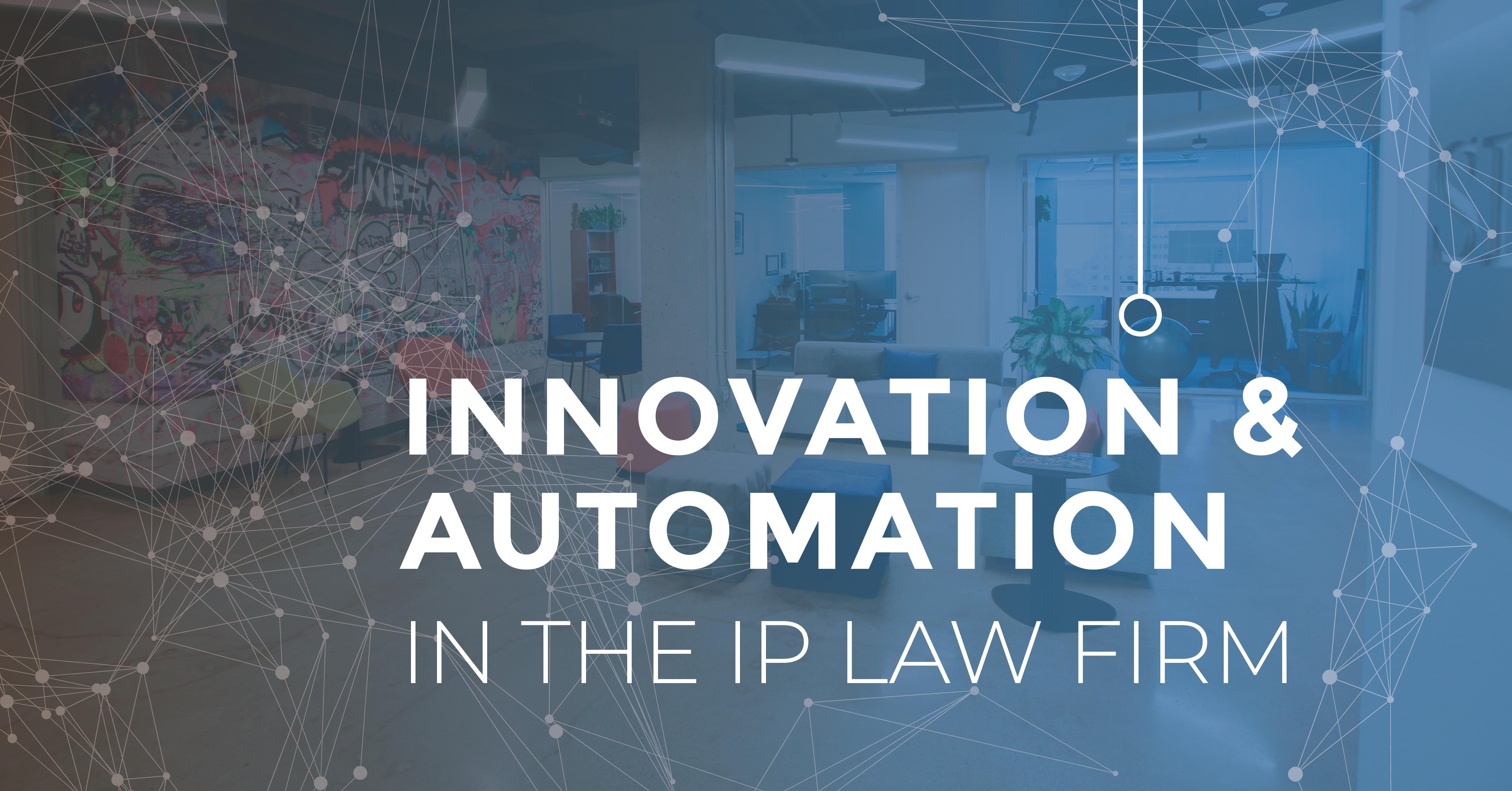 Innovation & Automation 2