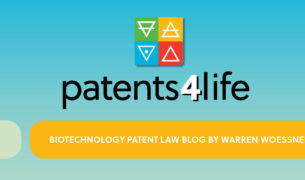 SLWI Patents 4 Life Banner