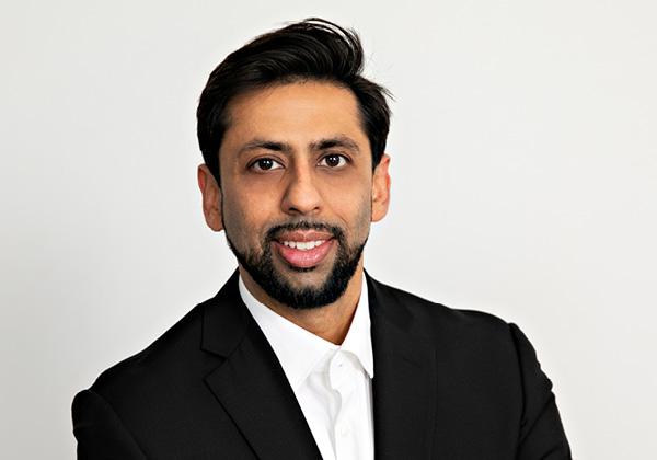 Adeel Haroon headshot