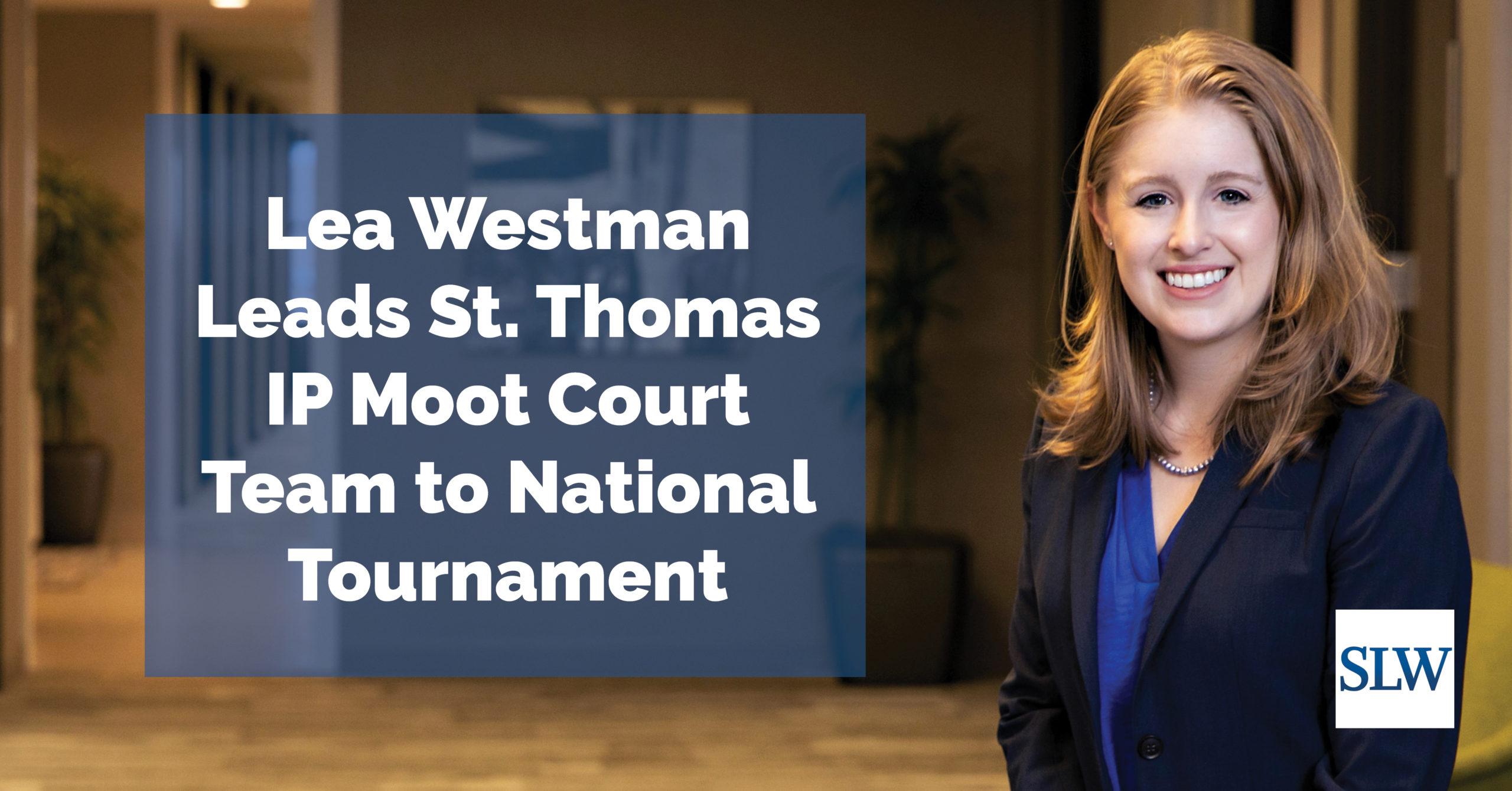 Lea Westman Moot Court 2